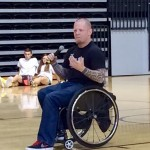 "Mark Zupan, Paralympic Gold Medalist and star of ""Murderball"""