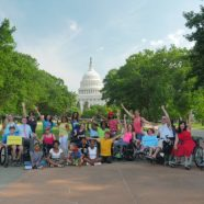 United Spinal Association of Virginia Joins 150+ Advocates for 6th Annual Roll on Capitol Hill